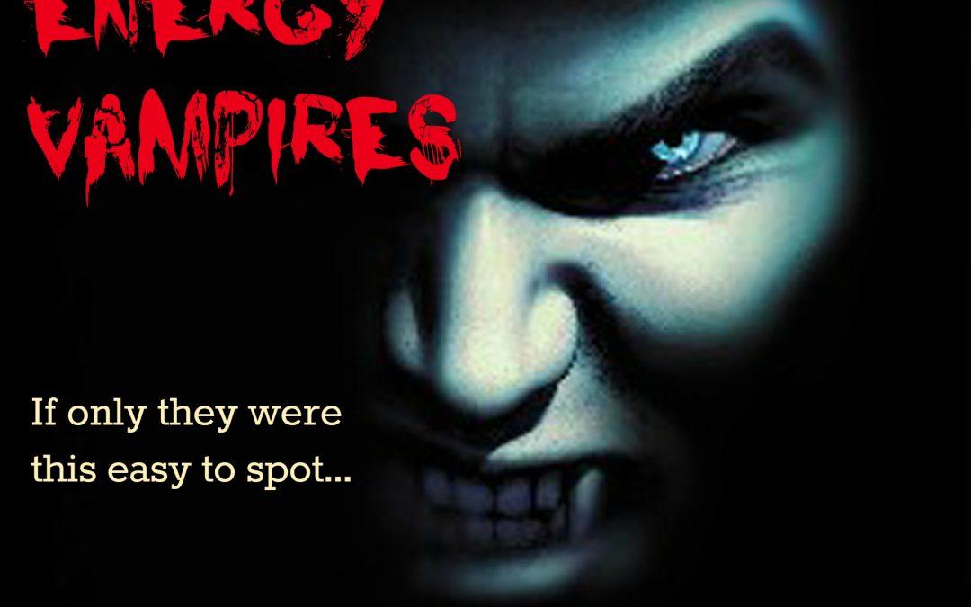 Who's your Energy Vampire #2