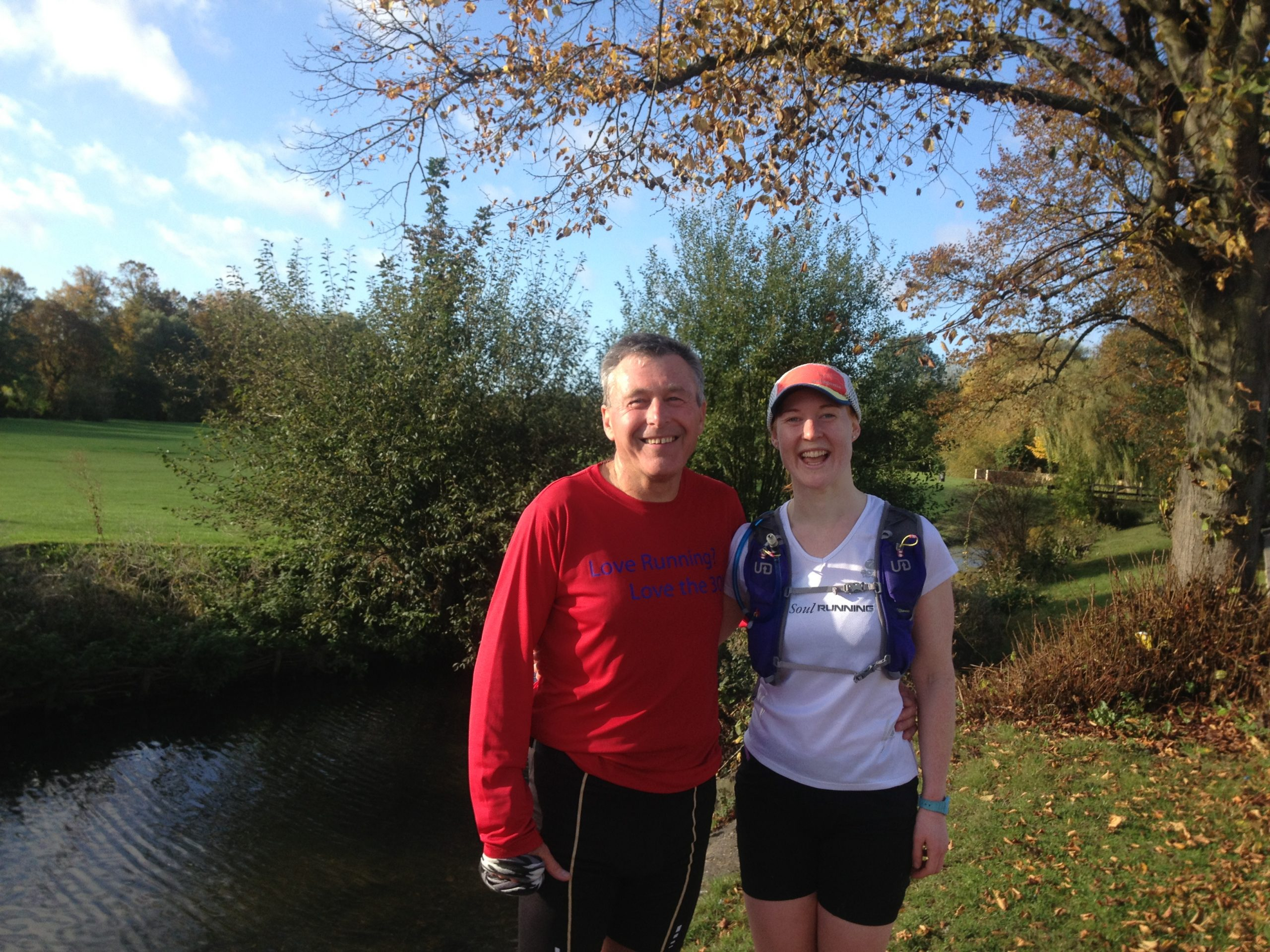 How to make a 10 mile run EVEN FUNNER!