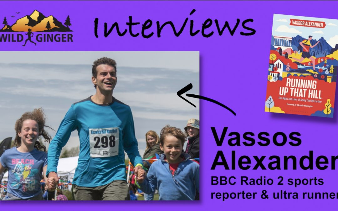 How to horrify your teenage kids while running – from BBC Radio 2's Vassos Alexander
