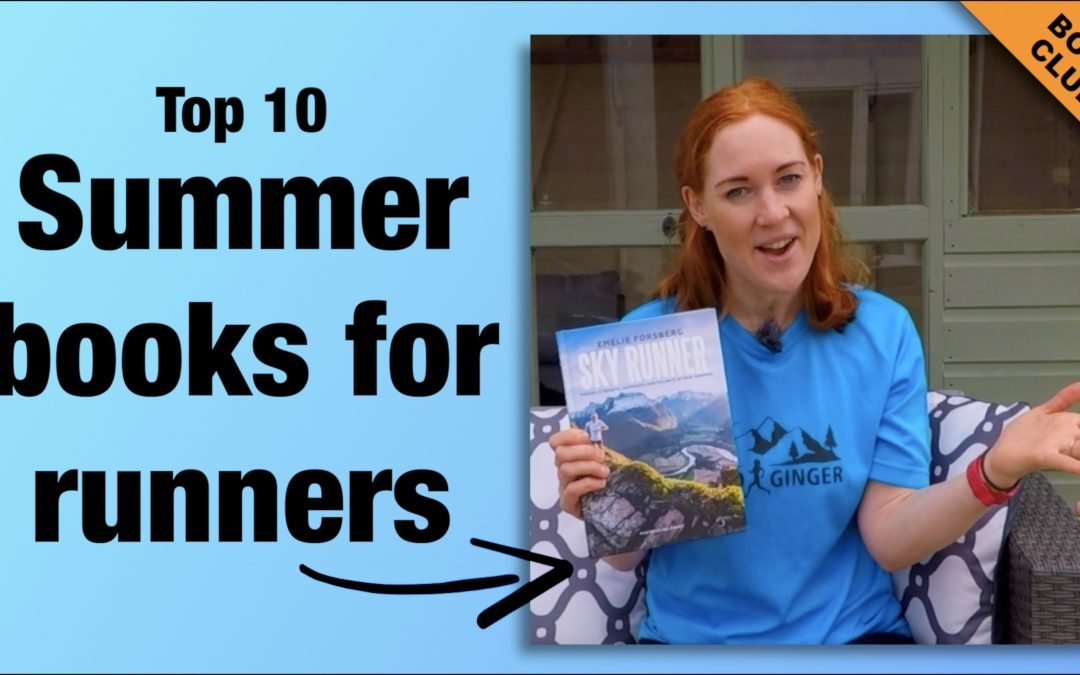 Top 10 summer books for runners