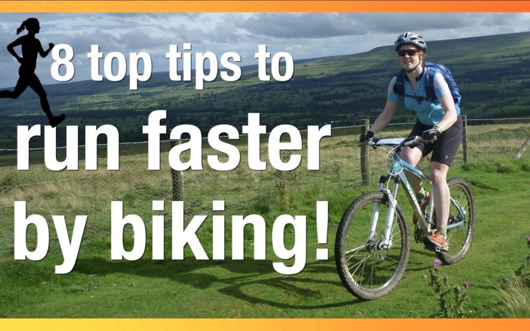 Run faster by cycling!