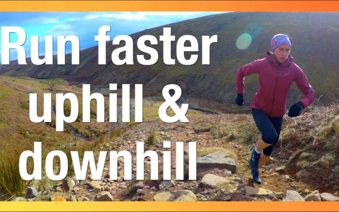 Run faster Uphill & Downhill (14 skills from mountain record breaker!)
