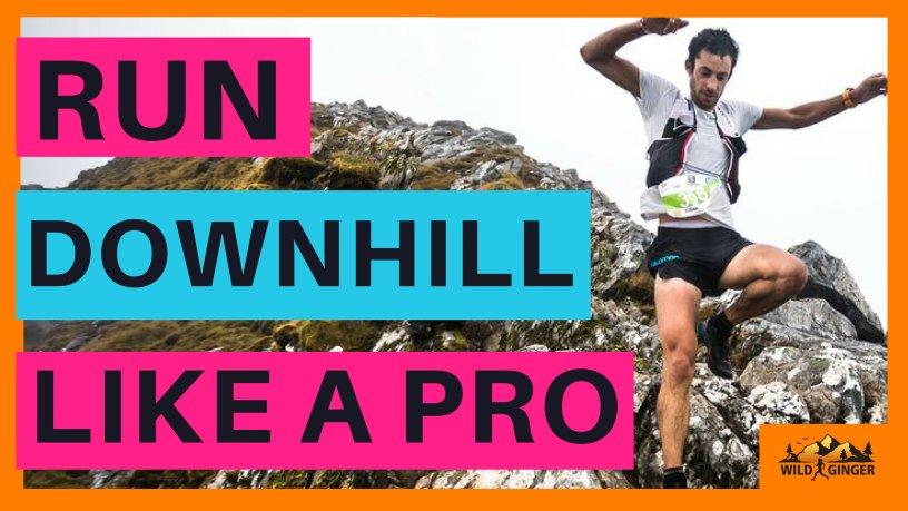 Run downhill like a pro!
