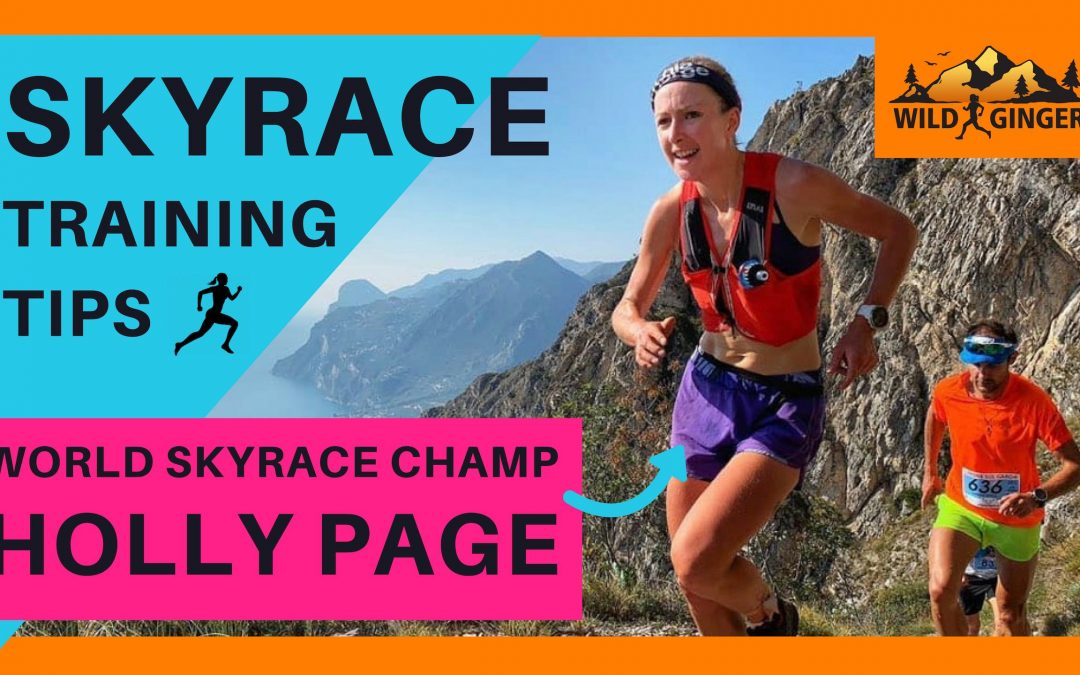 Q&A with World Skyrunning champion Holly Page