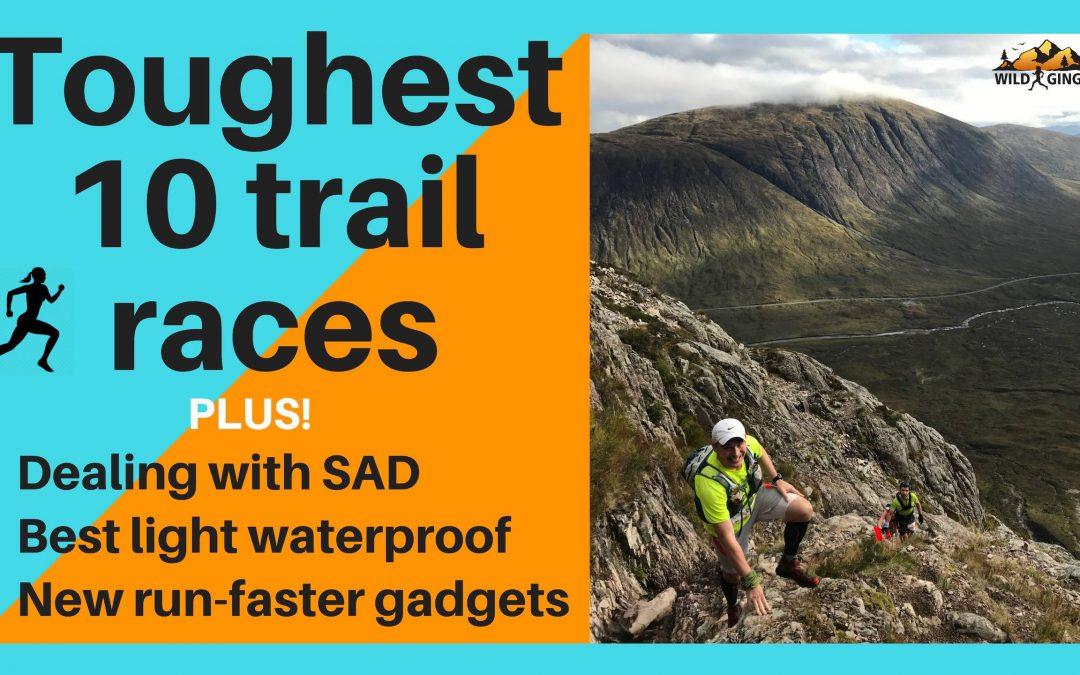 The UK's toughest trail races