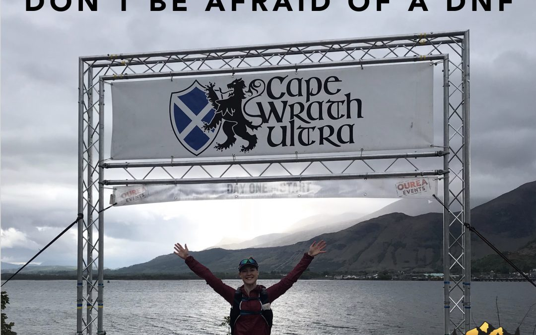 5 vital things to learn from DNF (i.e. how not to race the Cape Wrath Ultra!)