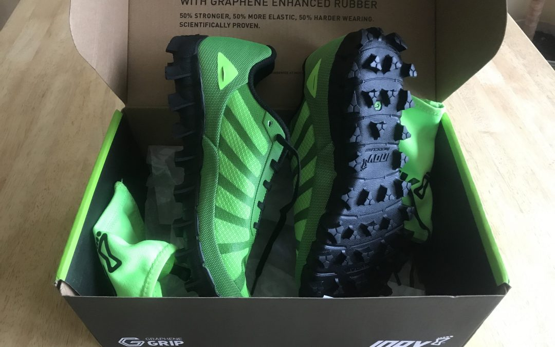 LIVE TONIGHT 8:30pm! Inov8 Graphene Mudclaw 260 review