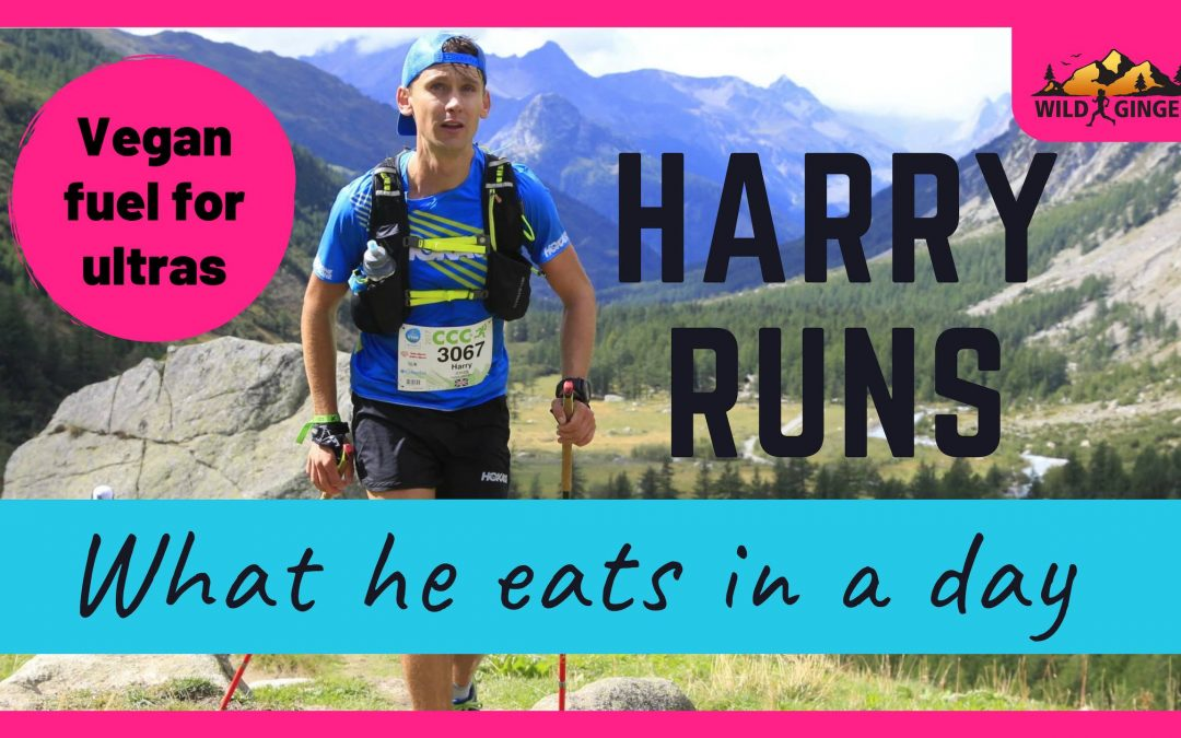 What a top vegan athlete eats in a day – Harry Runs (pro ultra runner)