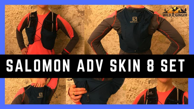 Salomon Advanced Skin 8 Set review