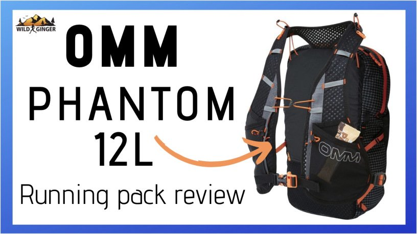 OMM Phantom 12L review (is this the ultimate anti-bounce, stability running pack?)