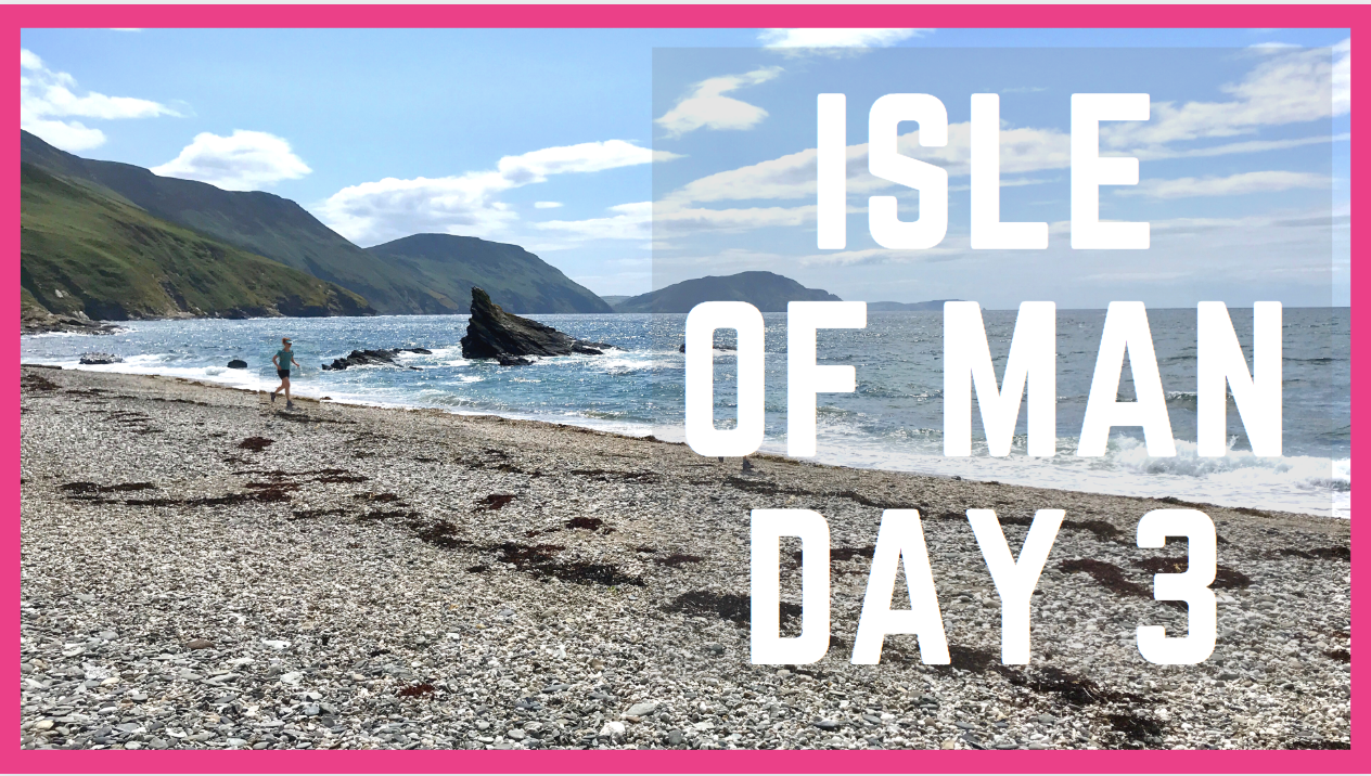 Isle of Man DAY 3 – Port Erin to Peel (14 miles on the Raad ny Foillan coast path)
