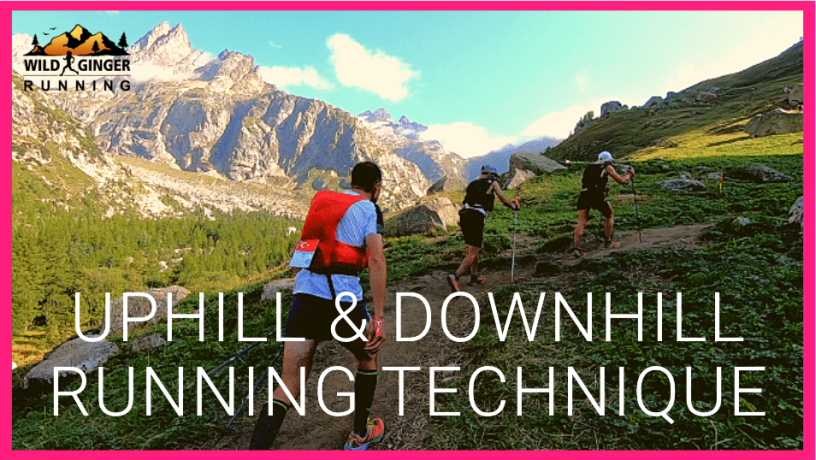 Best uphill & downhill trail running technique from Tom Owens (1st Brit at UTMB 2019, 4th overall)