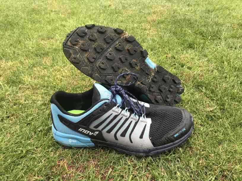 Inov8 Roclite G 275 (graphene grip) trail shoe review