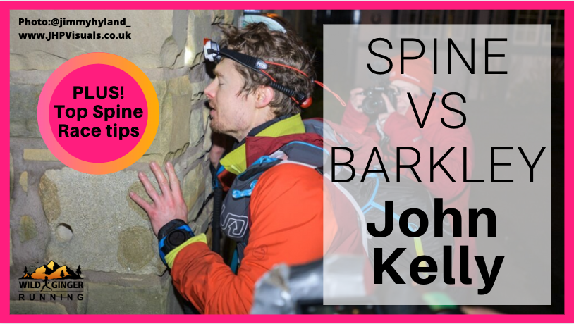 Spine vs Barkley comparison with John Kelly