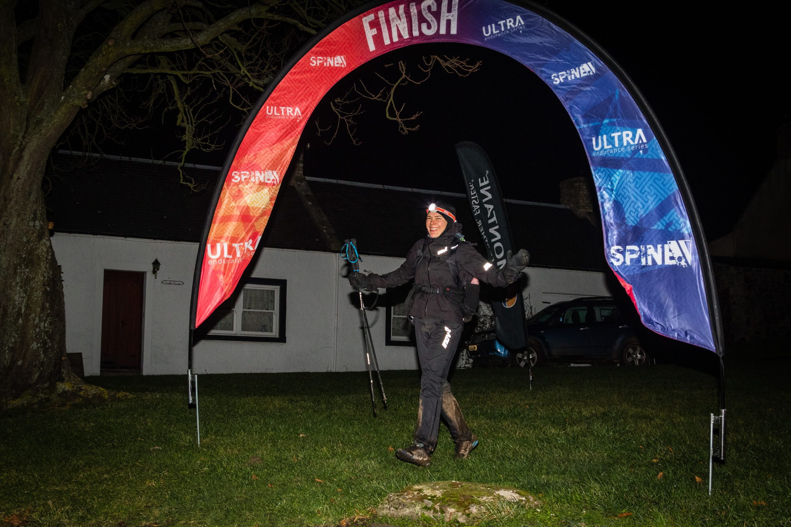 Full interview with Jasmin Paris, Montane Spine Race record-holder