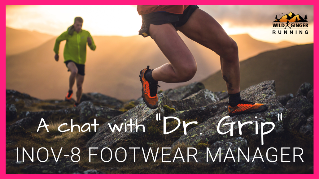 How do inov-8 design & make trail shoes? (incl. GRAPHENE GRIP & wide fit/cushioning info)