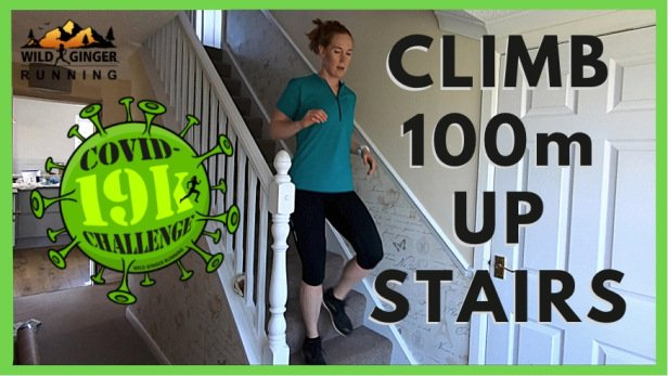 How to climb 100m up the stairs in your own home