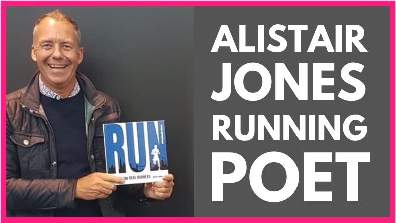 Poems about running – award-winning poet & blogger @RunningMrJones (how, why & creative advice)