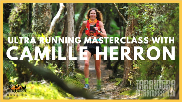 Camille Herron's training & nutrition advice (tacos & beer!) PLUS will she try The Barkley Marathons?