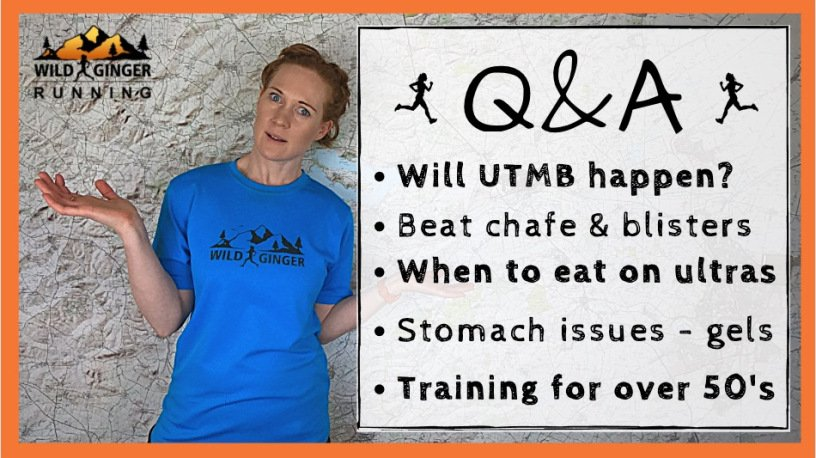 Trail & ultra running Q&A – training worries & adaptions during coronavirus (COVID-19 SPECIAL)