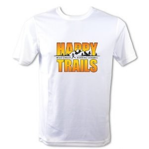 Happy Trails T-Shirt – Men's (Arctic White)