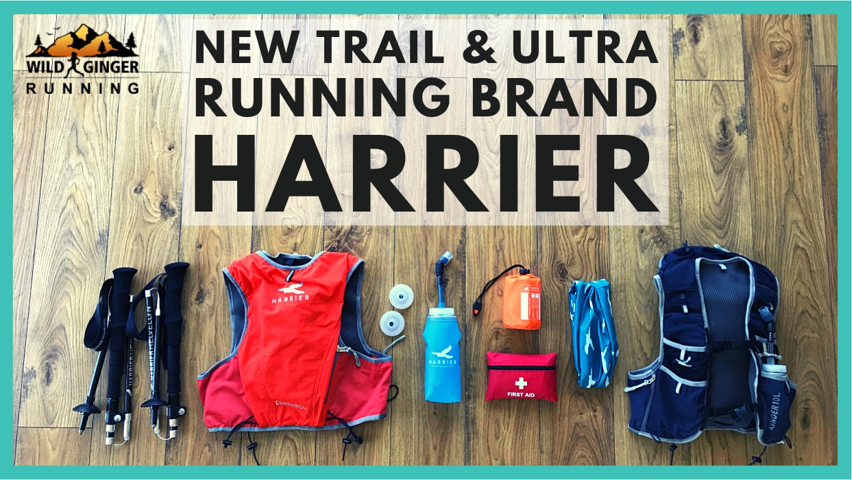 Introducing Harrier – NEW trail & ultra running brand (great value running packs, poles & more)