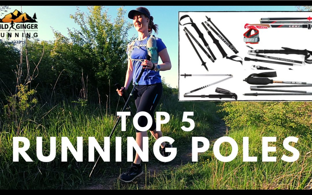 BEST RUNNING POLES (top 5 review) Leki, Black Diamond, Ultimate Direction, Mountain King, Harrier