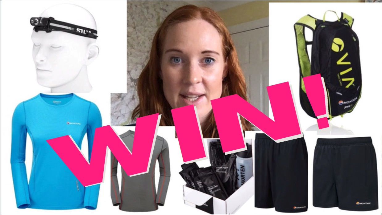 COMPETITION! JULY – who has won £400 worth of trail & ultra running goodies? PLUS next month's prizes