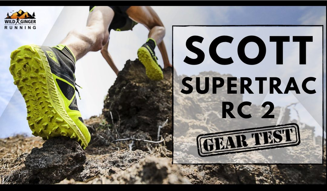 Scott Supertrac RC 2 review (grippy trail, mountain & ultra running shoe)