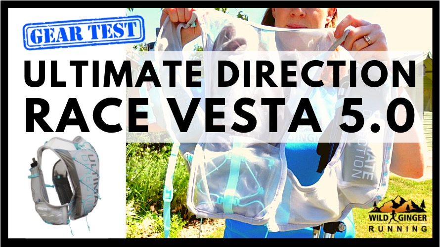 Ultimate Direction Race Vest / Vesta 5.0 running pack REVIEW (2 reasons why I wouldn't buy one)