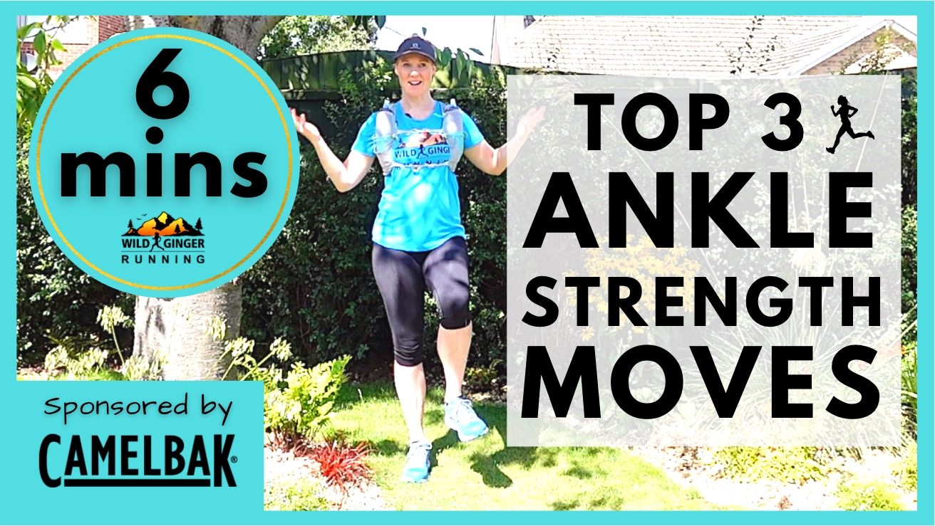Top 3 ankle strength exercises for trail & ultra runners (easiest 6 min routine ever!)