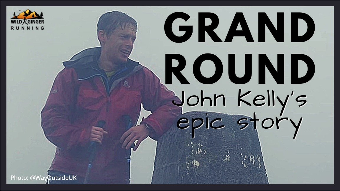 John Kelly talks GRAND ROUND – training, running, support, highs, lows (& Krispy Bo's!)