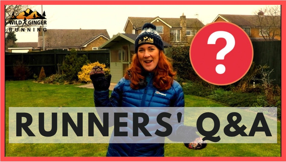 Runners' Q&A – heart rate for ultra, how to clean bottles & jackets, winter socks &gloves, first aid