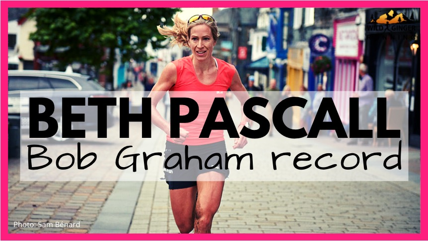 Beth Pascall – ladies' Bob Graham Round record (+ how fast she thinks the women's record could be)