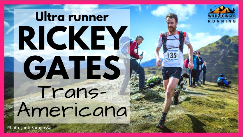 Rickey Gates – TransAmericana, his book & film PLUS top tips for your own adventure