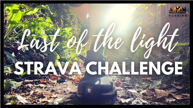 Stay motivated this autumn with the Strava Last of the Light challenge!