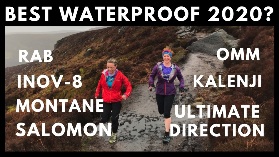 Best waterproof jacket for running 2020 (Inov8, Salomon, Montane, OMM, UD, Rab, Kalenji) £55  -£190