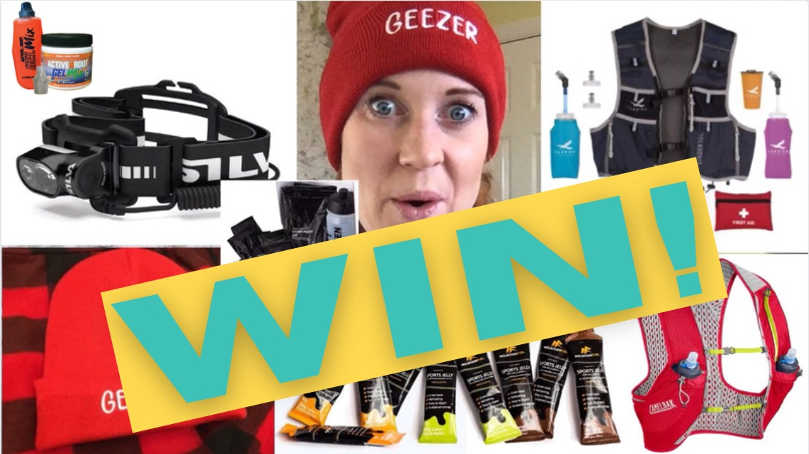 COMPETITION! October – who's won £400 worth of trail & ultra running goodies? PLUS November's prize