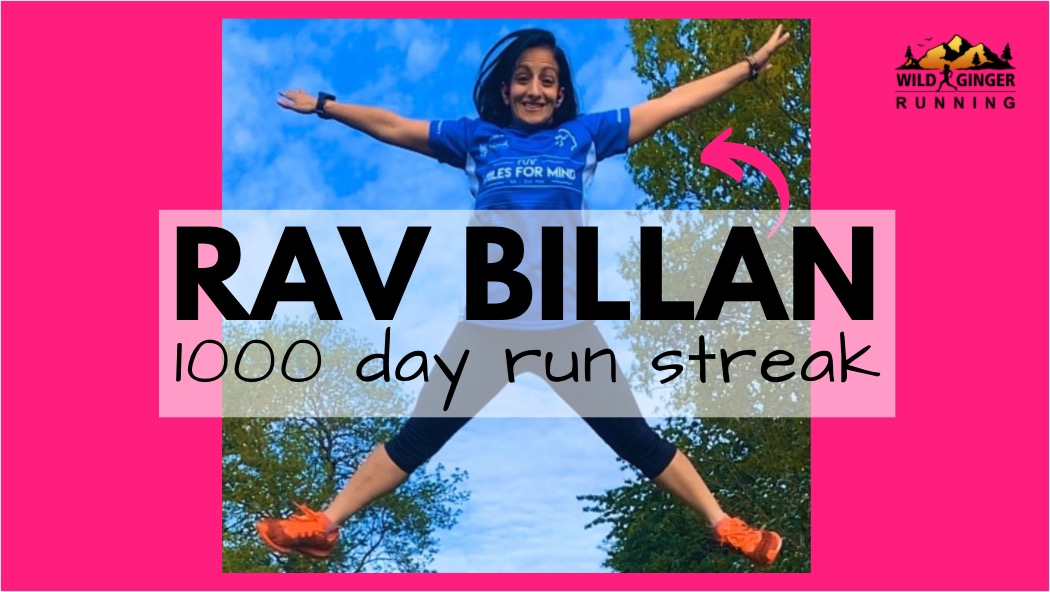 Could you do a 1,000 day running streak like Rav Billan? (Find out her secret to success!)