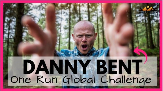 Best global running event! Runner & adventurer Danny Bent explains how to take part (10 Dec 2020)