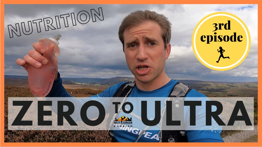 Zero to Ultra – NAIL YOUR NUTRITION – series with Tim Pigott from HP3 Coaching (episode #3)