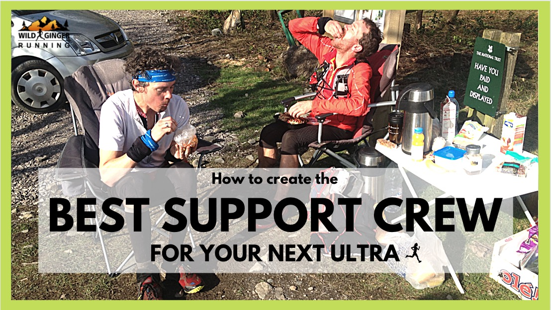 How to create (or be) the best support crew on an ultra (tips from John Kelly, Camille Herron & more)
