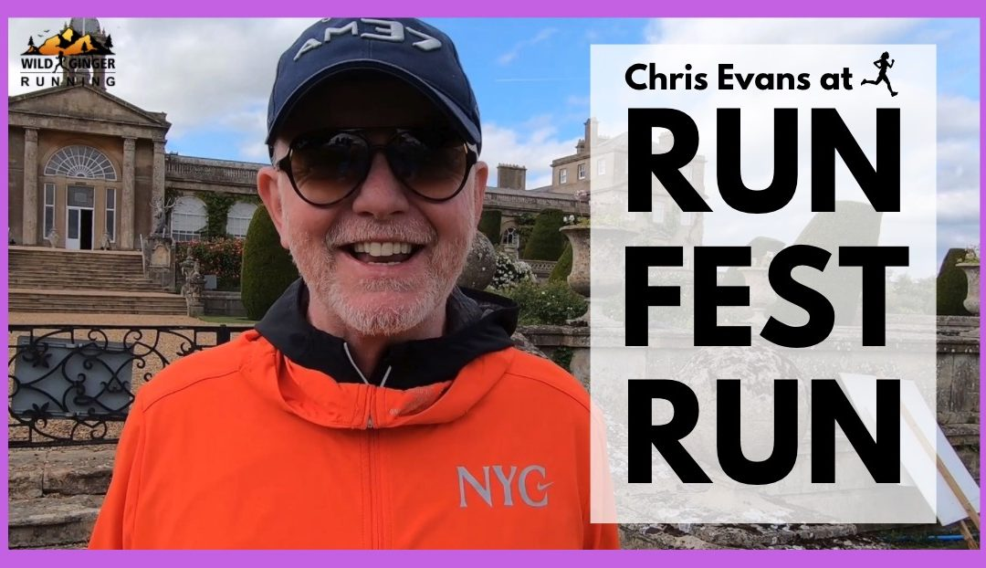 Chris Evans reveals why he & his team set up Run Fest Run – fingers crossed for the 2021 event!