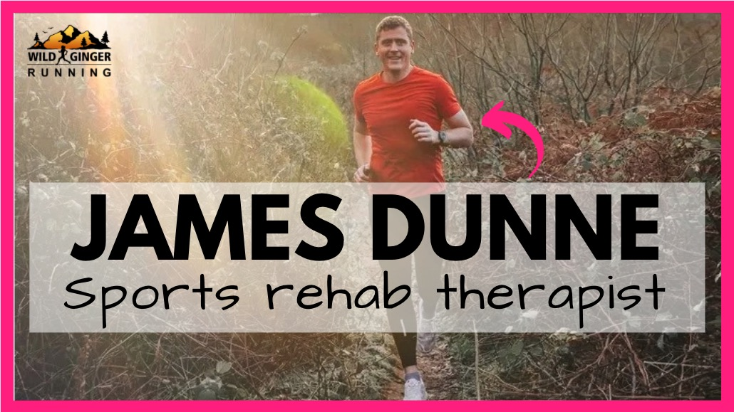 Q& A with sports rehab therapist & coach James Dunne (if you only do one thing to prevent injury…)