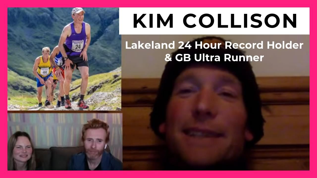 Kim Collison – Lakeland 24 Hour Record Holder & GB Ultra Runner