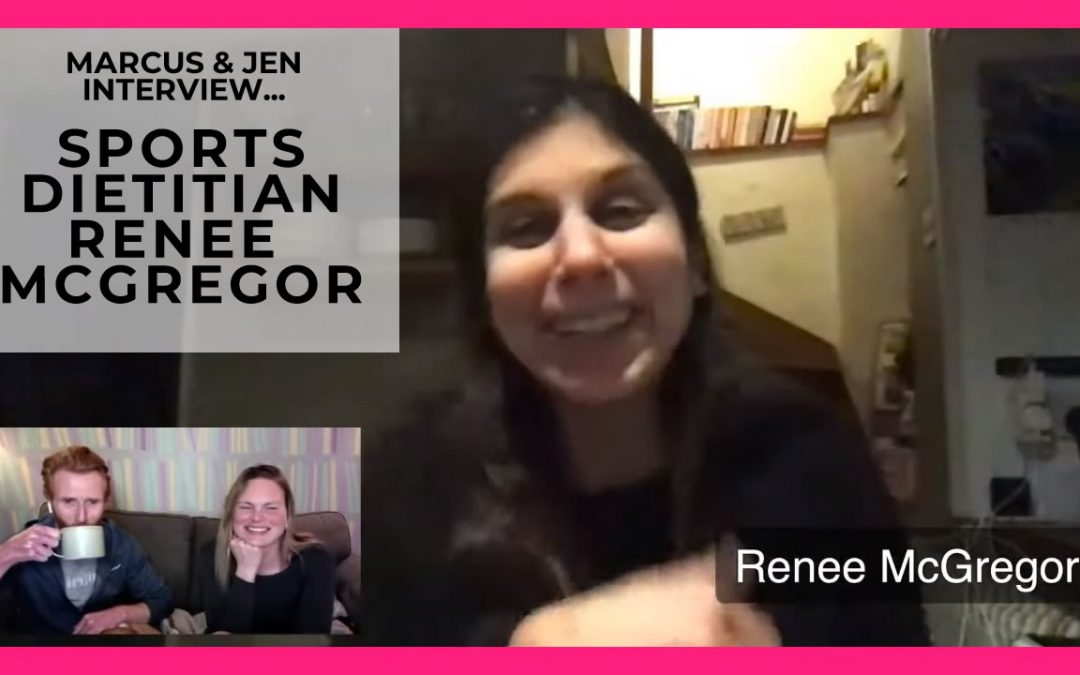 Interview with leading Sports Dietitian Renee McGregor