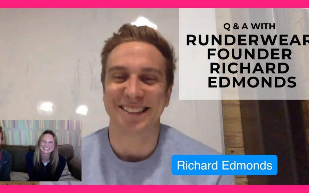 Q&A with Runderwear Founder Richard Edmonds
