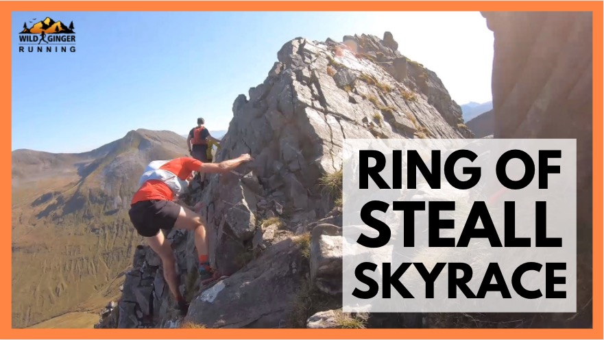 Ring of Steall Skyrace full race film – PLUS Devil's Ridge scramble (Skyline Scotland weekend 2019)