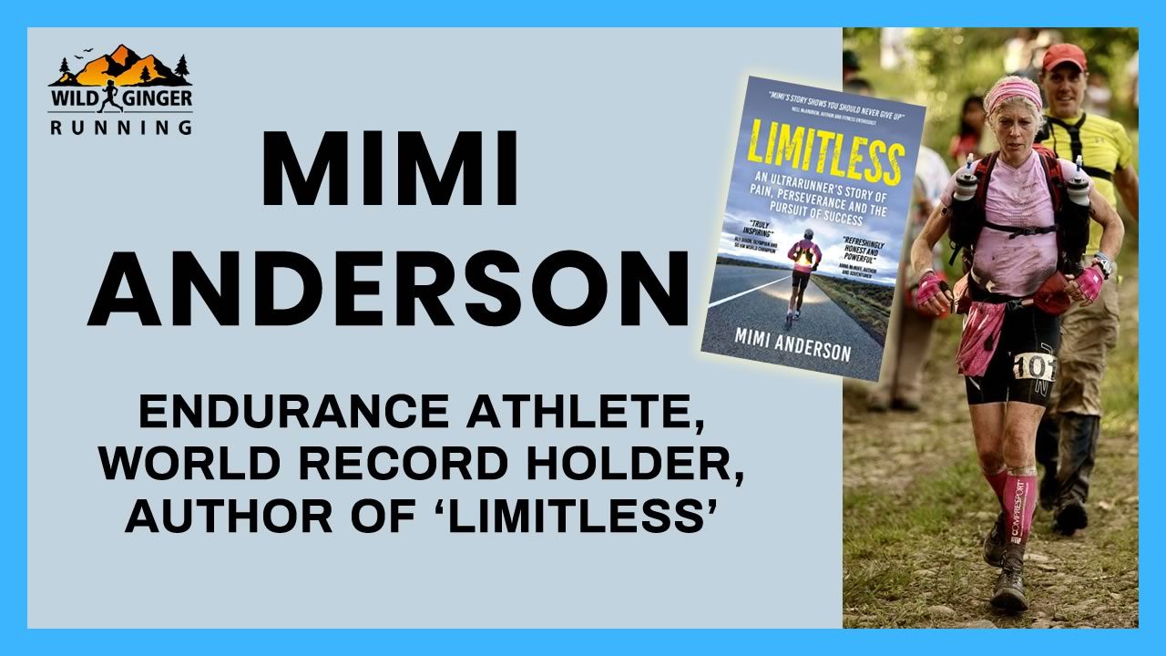Interview with endurance athlete and record holder Mimi Anderson