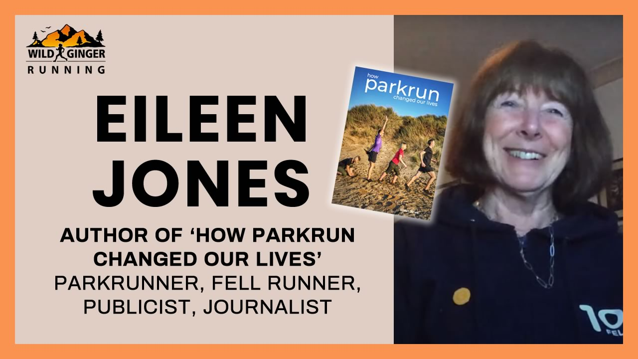 Interview with Eileen Jones – journalist, author, former fell runner and born-again parkrunner